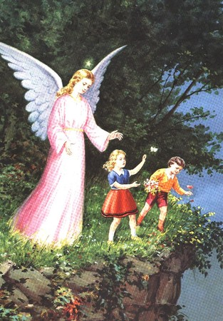 Choisissez-vous un Saint Protecteur pour l'année 2012 ! - Page 4 Ange_g10