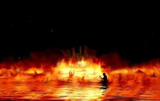 Le Traité de l'Enfer de Sainte Françoise Romaine ! Cate0310