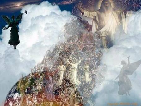 L'Enlèvement : Compilation de Messages du Ciel prophétisant l'Enlèvement ! Eglise11