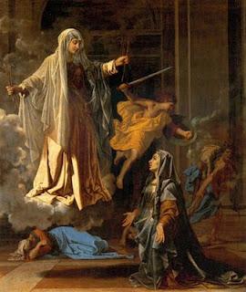 Le Traité de l'Enfer de Sainte Françoise Romaine ! Franco12