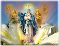 Sur la Conception Divine et Immaculée de la Très Sainte Vierge Marie -Méditation de JNSR Images28