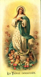 CONCOURS ! Envoyez-moi une image représentant la Divine Immaculée Conception de Marie ! - Page 2 Immacu11