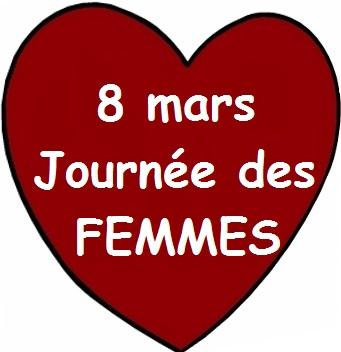 JOURNEE  INTERNATIONALE  DE  LA  FEMME Journe10
