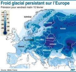 La neige et le froid glacial ont fait 540 morts en Europe ! Photo_13