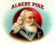 Albert Pike, la Franc-Maçonnerie  et la promotion de l'idéologie luciférienne !  Pike210