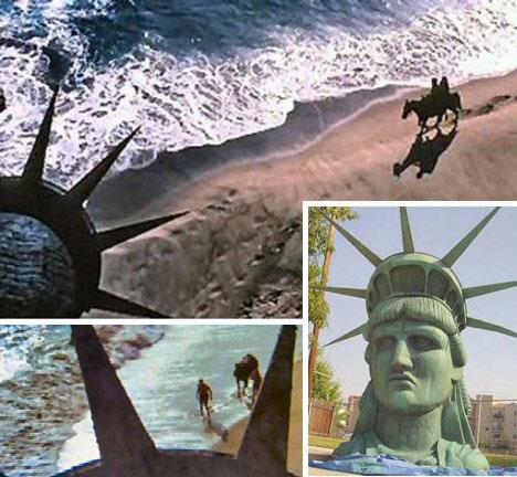 New York et ses envirions étaient complètement submergés! Postap11
