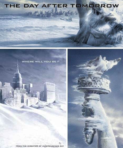 New York et ses envirions étaient complètement submergés! Postap14
