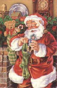 Que représente la Fête de Noël pour vous ? Santa110