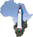 Kibeho (Rwanda - Afrique)