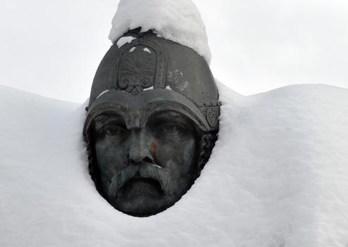 La neige et le froid glacial ont fait 540 morts en Europe ! Ukrain10