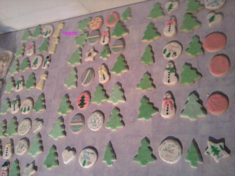 Décembre 2011 : biscuits décorés Sables10