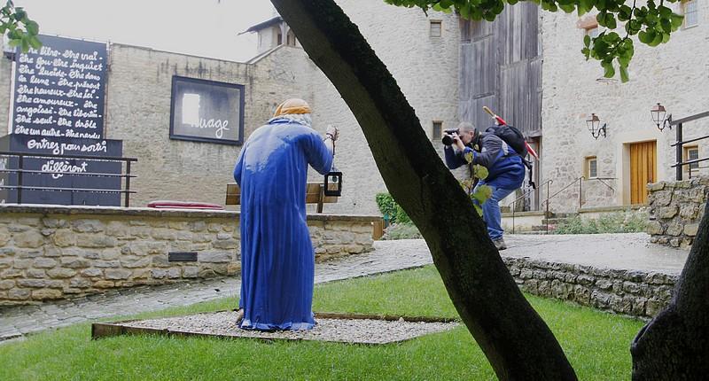 16 juin 2012:Sortie Château de Malbrouck et de Sierck, point de vue au Stromberg - photos d'ambiance _mg_6510