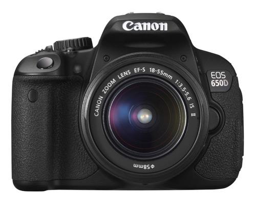 Canon EOS 650D Canon-10