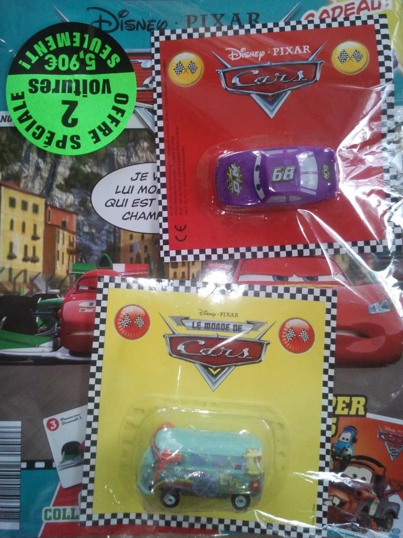 Miniatures du Magazine World of Cars - Page 9 Photo068