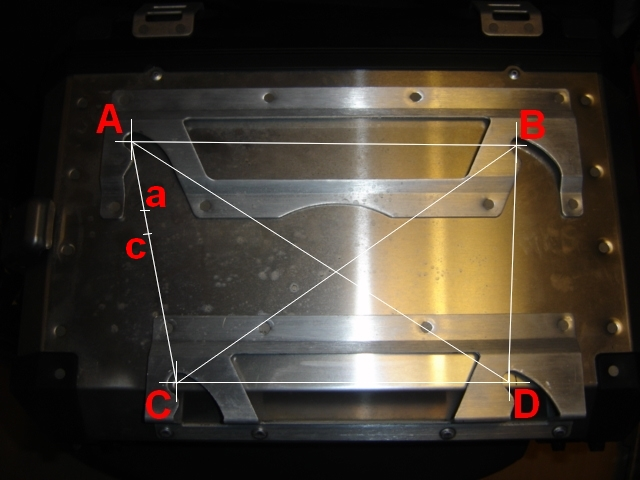 [HELP] ... Support valises SW-Motech TraX ... ;-) ... Dsc06012