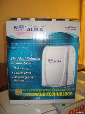 Selling Off: Bio Aura Nano Technology Water Filter Ba410
