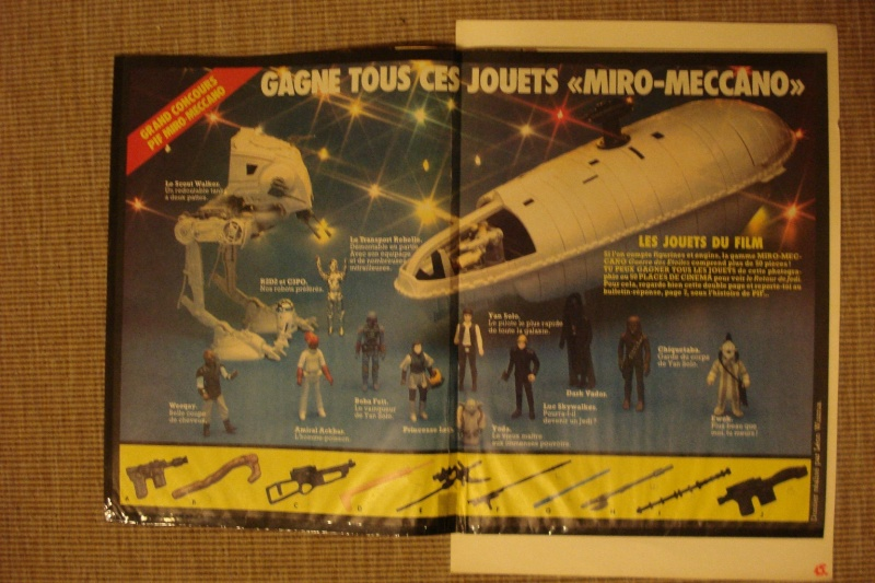 Vintage Star Wars French Toy Advertisements - Page 4 Dsc01929