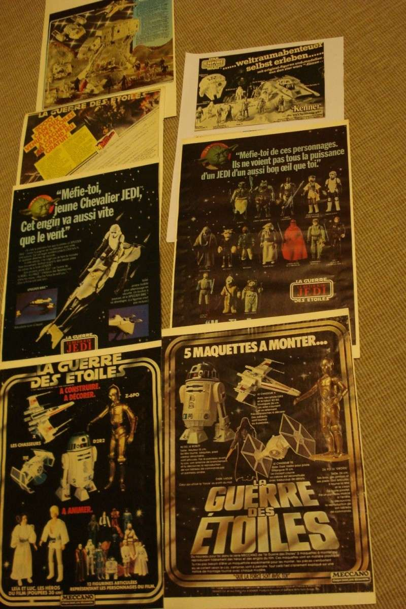 Vintage Star Wars French Toy Advertisements - Page 4 Dsc01931