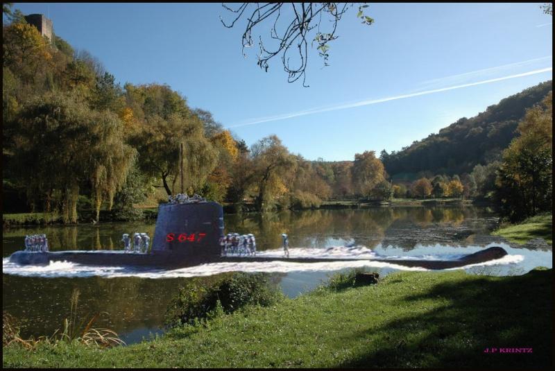 Hommage aux sous-mariners du monde (époque 1939-1945) Lac-ca11