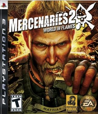 P : [ 2 ] PAL  ( Ps3 ) igre ! Mercen10