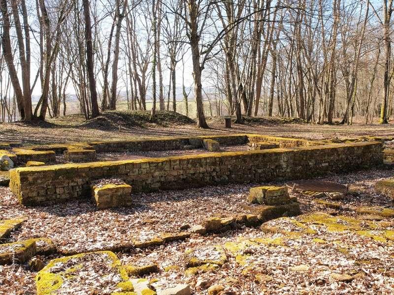 Compierre : Site Gallo-Romain Charcu10
