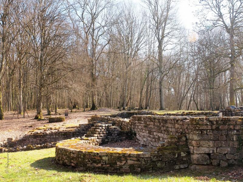 Compierre : Site Gallo-Romain Forum11