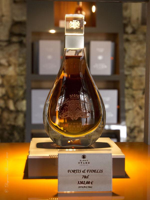 Cognac* : les caves P5182711