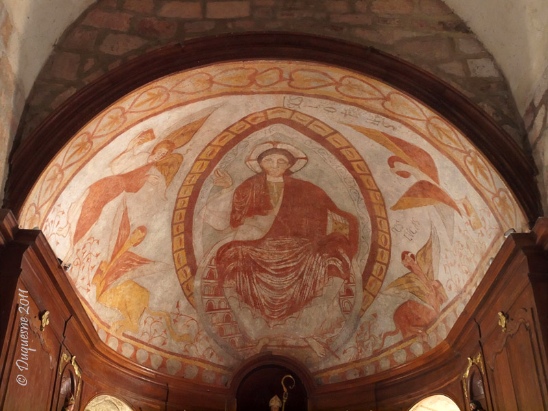 Eglise Saint Férreol de CURGY (71) P7257211