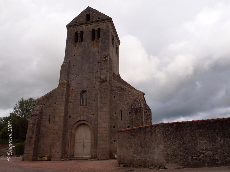 Eglise Saint Férreol de CURGY (71) P7257310