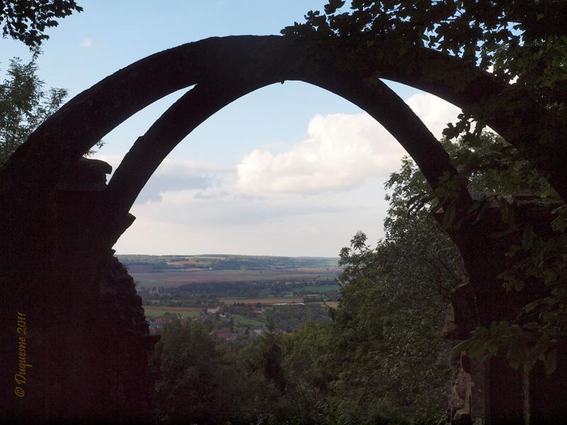La butte de Montenoison (Nièvre) P9227910
