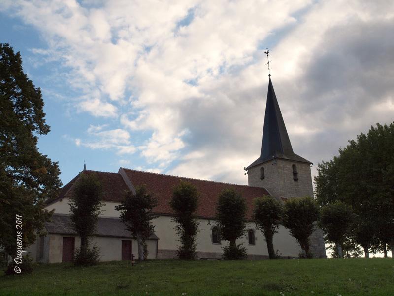 La butte de Montenoison (Nièvre) P9227912