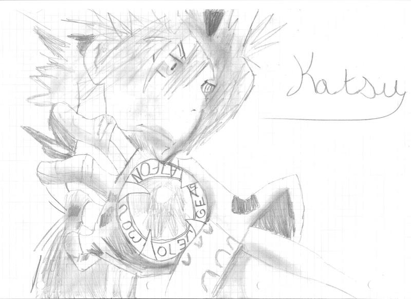 Galerie dessins .. mais surtout signa x) de Kazu' ^^ 00110