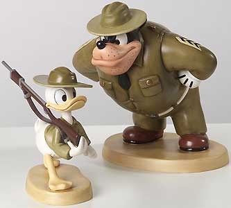 Walt Disney Classics Collection - Enesco (depuis 1992) Donald11