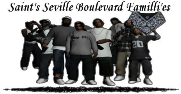 Saint's Seville Boulevard Famillies