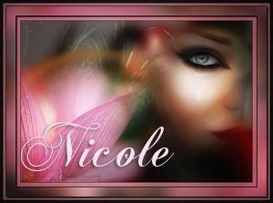 GIFS OU IMAGES AVEC TOUS LES PRENOMS DES MEMBRES DU FORUM...PSEUDO OU VRAI PRENOM - Page 21 Nicole10