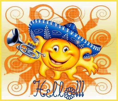 Bonne Mercredi Soleil13