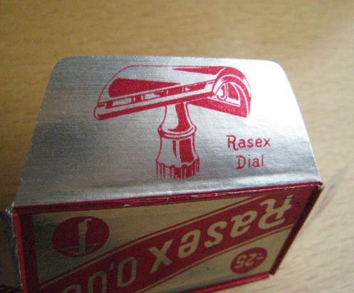 Rasoir RASEX Rasex_15