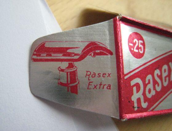 Rasoir RASEX Rasex_16