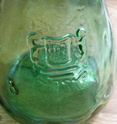 Looks like Holmegaard Winther carafe but is it? Decant11