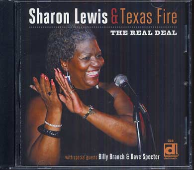Sharon Lewis & Texas - The real deal (2011)  00381511