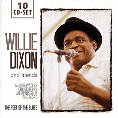 Willie DIXON - The poet of the blues (2011) 08851510