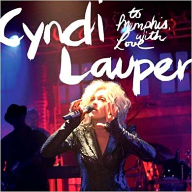 Cindy LAUPER - To Memphis with love (2011) 32984910