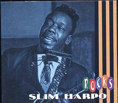 Slim HARPO -Rocks (2011) 40001210