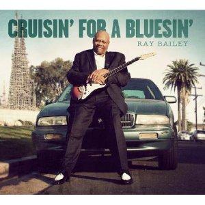 Ra BAILEY - Cruisin' For A Bluesin' (2012) 512qc110