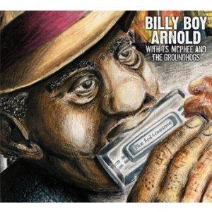 Billy Boy ARNOLD - Blue & Lonesome (2012) 5156sw10