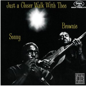SONNY & BROWNIE - Just a closer walk with thee (2011) 5192tl10
