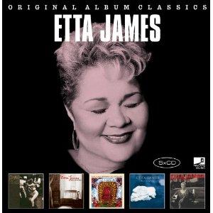 Etta JAMES Original Album Classics [Coffret, CD] 2012 51a7qm10