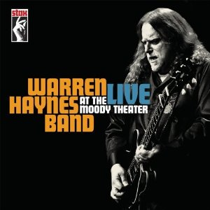 Warren HAYNES Band - Live At The Moody Theater (2012)  51cpxn10