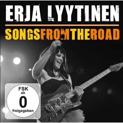 Erja LYYTINEN - Songs From The Road (2012) 51lg7210