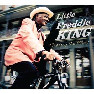 Little Freddie KING - Chasing tha Blues (2012) 51pb6l10